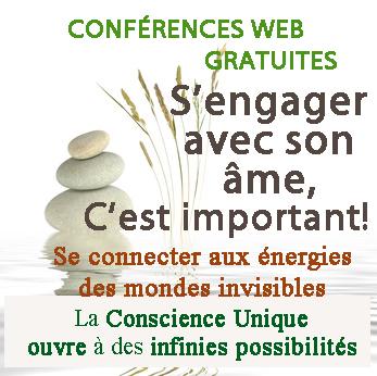 Conférences Web - Saison 6 - S'engager avec son âme c'est important